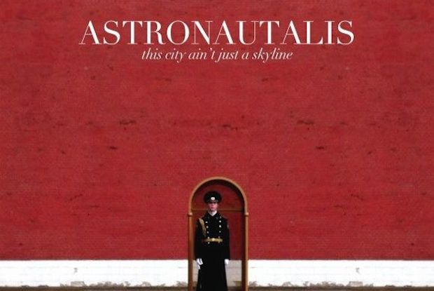 Astronautalis_Euro Tour