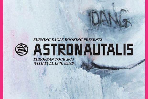 Astronautalis_Europe Tour 2015