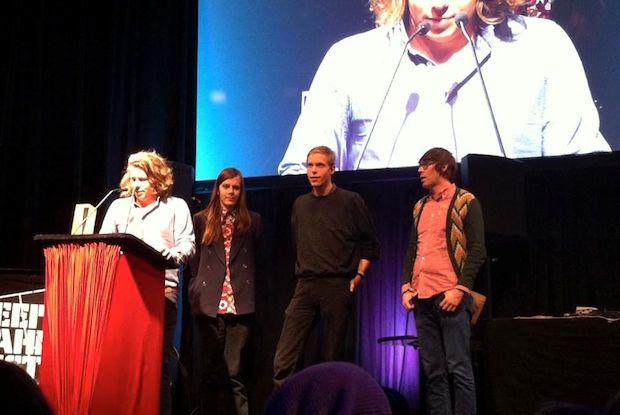 Die Nerven_VIA Award