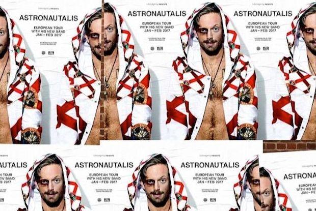 Astronautalis – European Tour