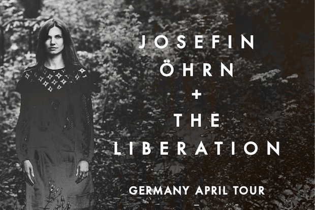 JOSEFIN ÖHRN on Tour in Germany